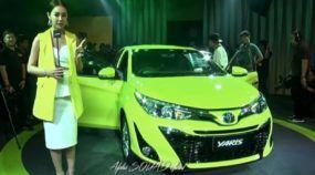 Agora é oficial: Toyota confirma lançamento no Brasil do novo Yaris (Veja imagens da novidade)