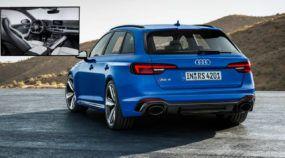 Nova perua de alta performance: Com 450 cv, veja os primeiros vídeos da nova Audi RS4 Avant