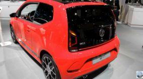 VW Up! GTI é mostrado na Alemanha (com 115cv e mais torque), mas será que vem ao Brasil?