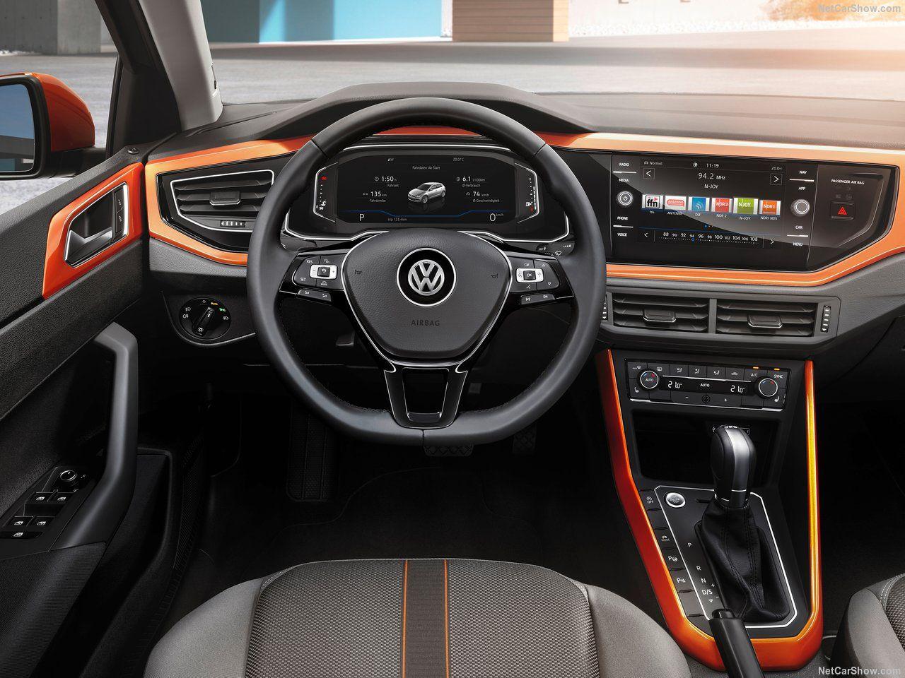 Interior VW Polo