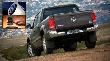 Justiça condena Volkswagen a pagar R$ 64.000 a 17 mil donos de Amarok no Brasil