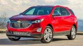 Chevrolet Equinox virá completíssimo para encarar o disputado mercado dos SUVs