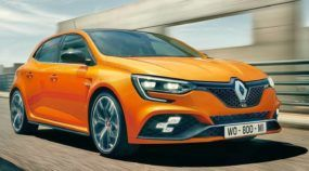 Novo Renault Megane RS tem 280 cavalos e esterça as rodas traseiras (o trono do Golf já era?)