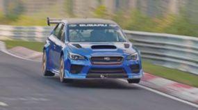 Recorde em Nürburgring: Subaru WRX STI Type RA NBR é o sedan mais rápido (e bateu tempo de Lamborghini)