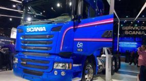 FENATRAN (Salão dos Caminhões) Dia 02: F-450, linha Delivery da VW, Volvo FH-460 e mais