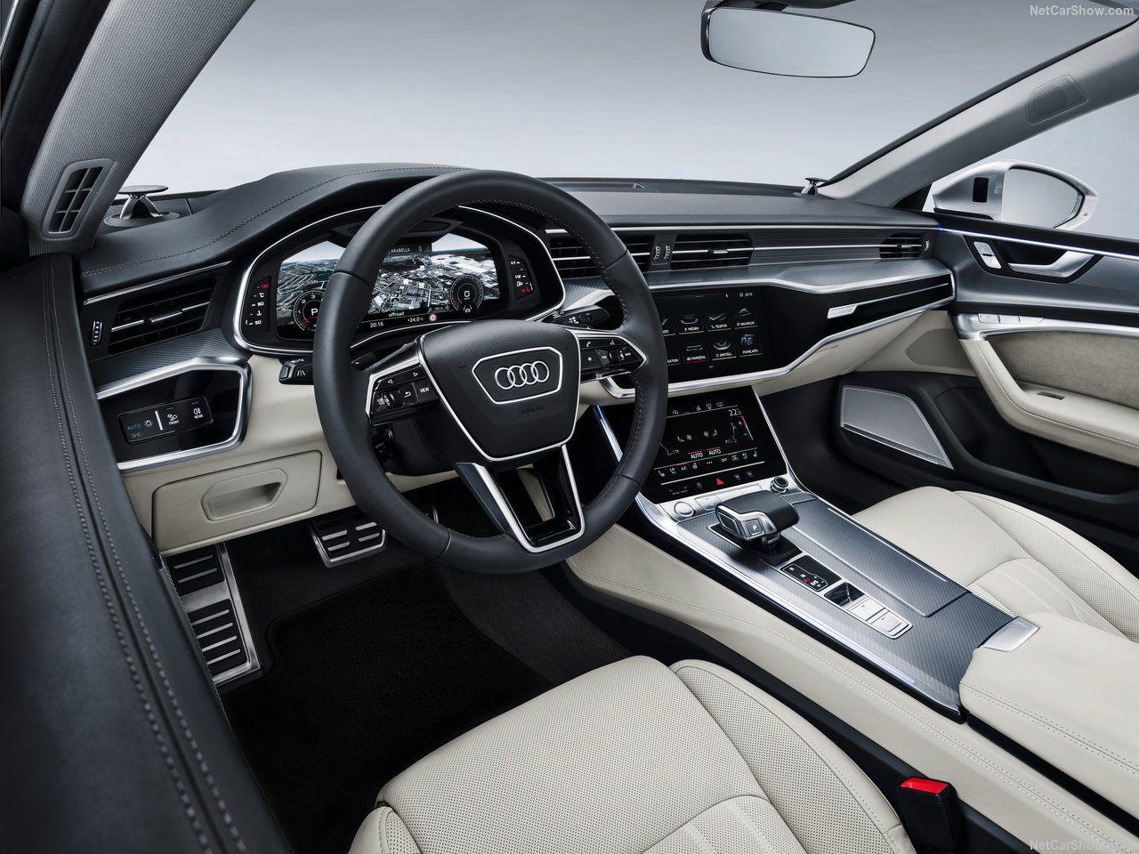 Audi A7 Sportback - Interior