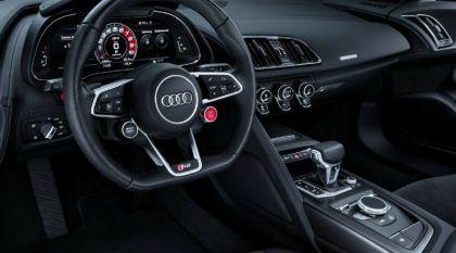 Audi R8 RWS: adeus quattro e olá tração traseira! Edição limitada e nervosa apenas para puristas