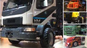 FENATRAN (Salão dos Caminhões) Dia 03: Primeiro autônomo Volvo, novo Scania 8x4, Mercedes série especial e muito mais