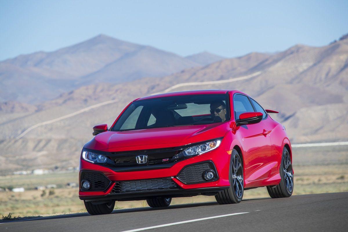 Honda Civic Si - Foto 1