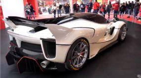 Custando quase R$ 10 milhões, nova Ferrari FXX-K EVO é a obra de arte mais extrema da marca