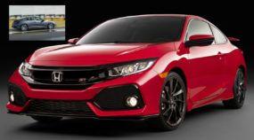 Agora é OFICIAL: Novo Honda Civic Si coupé chega ao Brasil (em 2018) com motor turbo mais potente