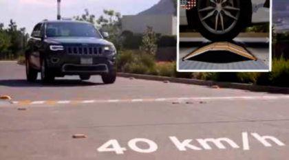 Lombadas (quebra-molas) inteligentes: O que você acha dessa tecnologia ativa para as ruas?