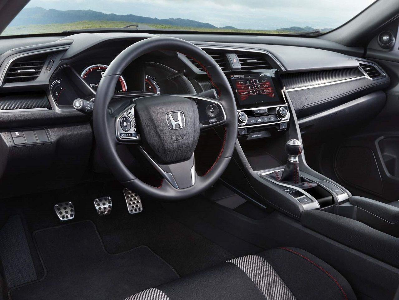 Honda Civic Si - Interior