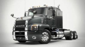 Lançamento de peso: Novo caminhão Mack Anthem é revelado com design surpreendente