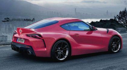 Novo Toyota Supra flagrado em Nürburgring: Lançamento deve ser em breve (e veja as projeções)
