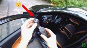 Quebra do pedal do acelerador interrompe Teste de Aceleração de SUV chinês - veja o Vídeo
