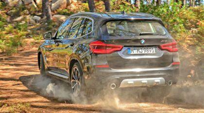 Nova geração do BMW X3 vem com design renovado e interior super tecnológico