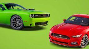 Ford Mustang e Dodge Challenger: assista à evolução (em minutos) de dois Muscle Cars sensacionais