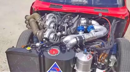 Os motores mais insanos (e potentes) em projetos que você nunca viu