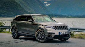 Range Rover Velar o SUV fabricado aqui em suas primeiras avaliações