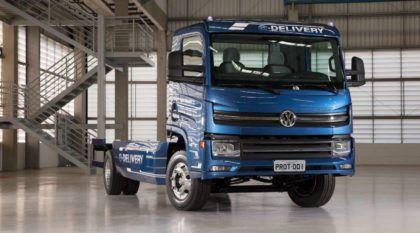 Conheça e entenda o novo (e surpreendente) caminhão elétrico da Volkswagen