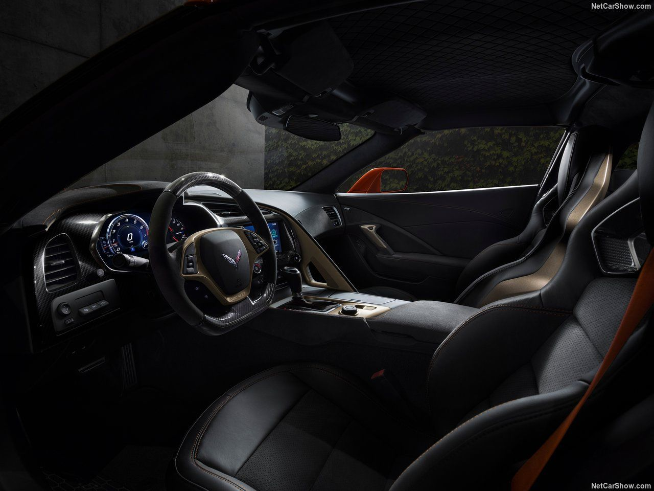 Interior Chevrolet Corvette ZR1