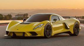 Ele chegou: Buscando ser o carro mais rápido do mundo (a 482 km/h), esse é o novo Hennessey Venom F5
