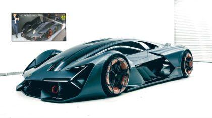 Lamborghini surpreende o mundo e revela Terzo Millennio: o supercarro (elétrico) do futuro