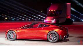 Lançamento explosivo: Esse é o novo carro com a aceleração mais rápida do mundo (Conheça o Tesla Roadster 2)