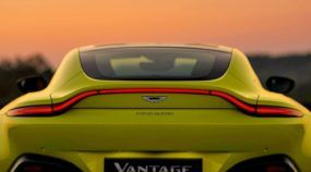 Supercarro inglês: novo Aston Martin Vantage une design e performance (com motor AMG)