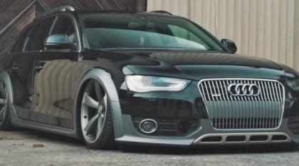 Visual limpo, rodas lindas e muita personalidade: o Audi A4 Allroad Quattro mais insano está aqui