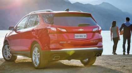 Primeiros testes e avaliações: Chevrolet Equinox e todos os seus detalhes
