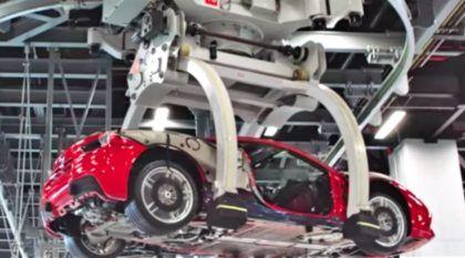 Você dentro da Ferrari: veja como é produzida a Ferrari 488 GTB e detalhes da fábrica de Maranello