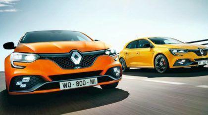 Renault Megane RS encara Nürburgring e promete rivalizar com Civic Type R e VW Golf GTI