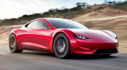 Hipercarros, tremei! Novo Tesla Roadster aposta em desempenho fulminante (e muita autonomia)
