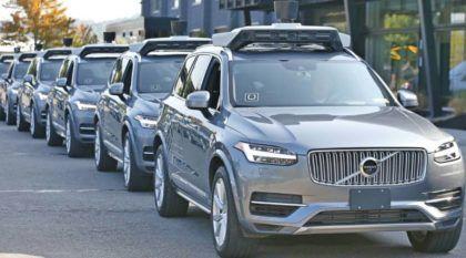 Uber sem motorista? Os carros autônomos e a revolução no transporte de passageiros