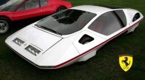 ULTRA-Preciosidade: Única no mundo, essa é a Ferrari mais insólita de todos os tempos