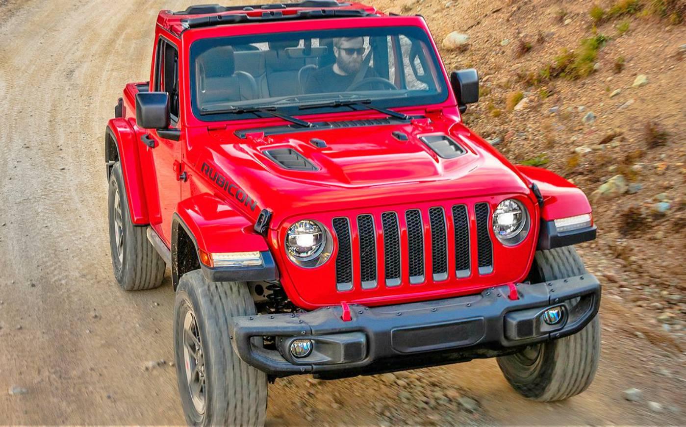 Evolução da Lenda: Novo Jeep Wrangler agora cheio de tecnologia e com novos motores