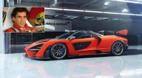 Novo McLaren SENNA: Revelado o hipercarro brutal (com 800 cv) que homenageia o tricampeão
