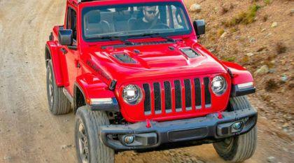 Lançamento: Novo (sim, novo mesmo) Jeep Wrangler agora cheio de tecnologia e com novos motores