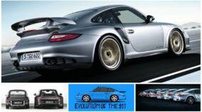 Chega de ficar perdido: Vídeos esclarecem todos os modelos e gerações do Porsche 911