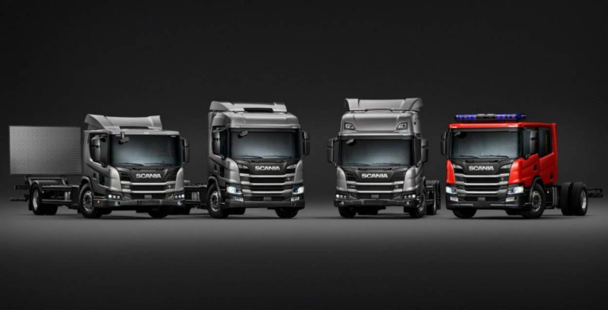 Scania L Series