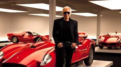 Ralph Lauren e sua incrível coleção de carros avaliada em mais de R$ 1 bilhão