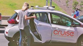 Carros autônomos são a aposta da General Motors, que comprou a startup Cruise