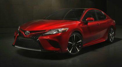 Lobo em pele de cordeiro? Novo Toyota Camry tem V6 de 310 cavalos e luxo de Lexus