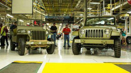 Essa é a notável história de evolução do Jeep (Vídeo mostra todas as versões incríveis)