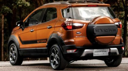 """Ford Ecosport Storm: """"Prazer, eu sou o Ford Ecosport de R$ 100 mil"""""""