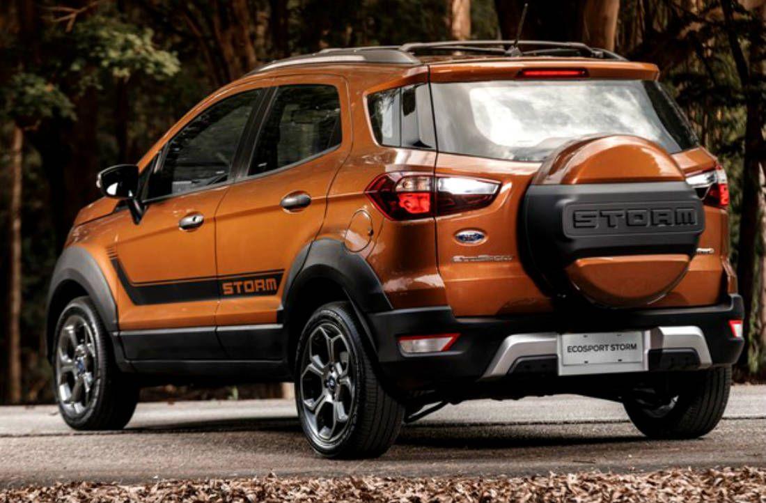 """Ford Ecosport Storm: """"Prazer, eu sou o Ford Ecosport de R ..."""