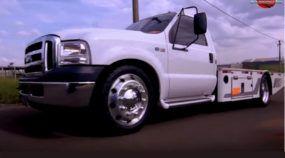 Projeto com estilo incrível: Veja em detalhes esse caminhão Ford F-4000 rebaixado