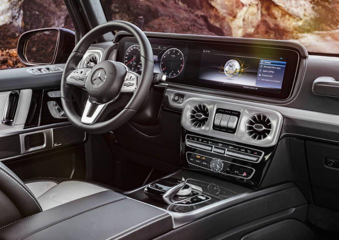 Novo Classe G Mercedes